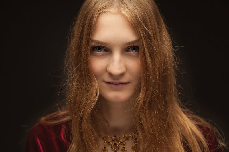 портрет взгляд Женяphoto preview