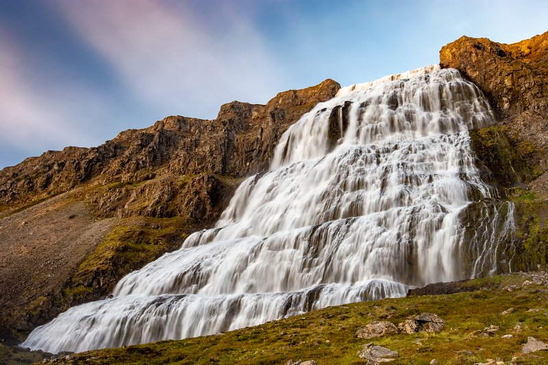 #trip#mood#outdoors#iceland Dynjandi-Fjallfossphoto preview