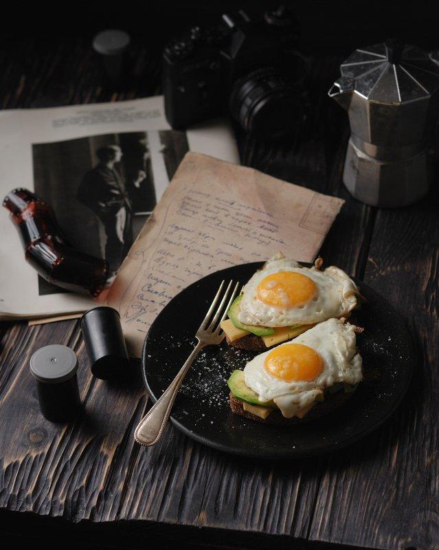 Завтрак фотографаphoto preview