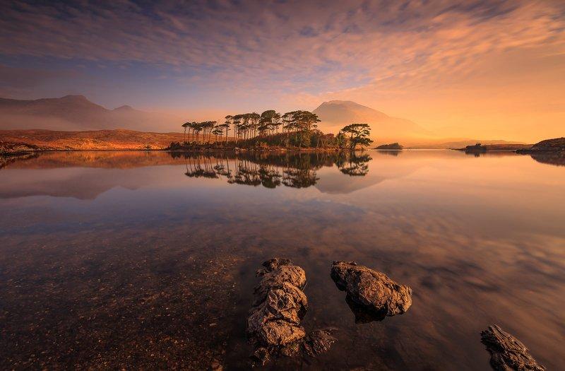 ireland, pine island, connemara, sunrise, sunset, long exposure, longexposure, galway, clouds Pine Islandphoto preview