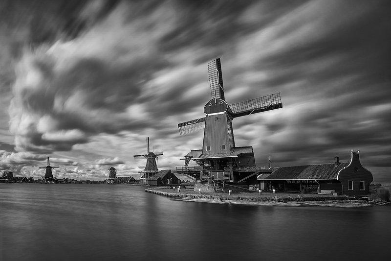 landscape Windmillsphoto preview
