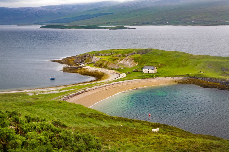 #trip#outdoors#mood#adventure Ard Neackie, Loch Eriboll.photo preview