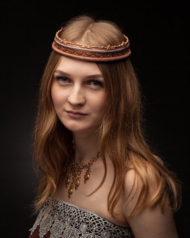 портрет  Принцесса Евгенияphoto preview
