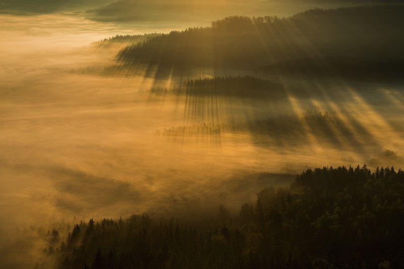 autumn,mountains,canon,sunrise The Art of Sunrisephoto preview