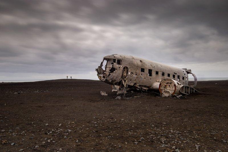 #islandia #trip#outdoors#mood Douglas Dakota C-117photo preview