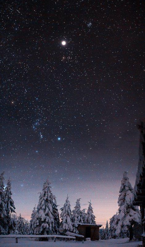 Звездное небоphoto preview