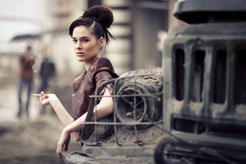 портрет, девушка, фотограф пенкин александр ***photo preview