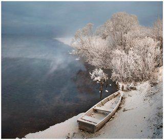 Океан зимы