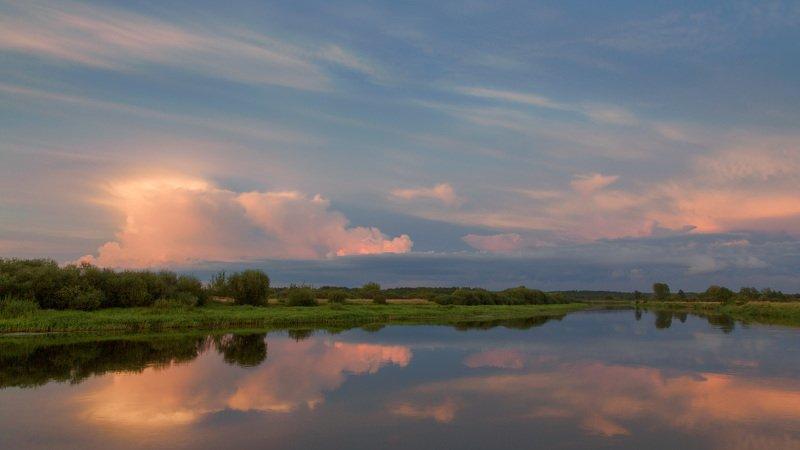 Облака. Августphoto preview