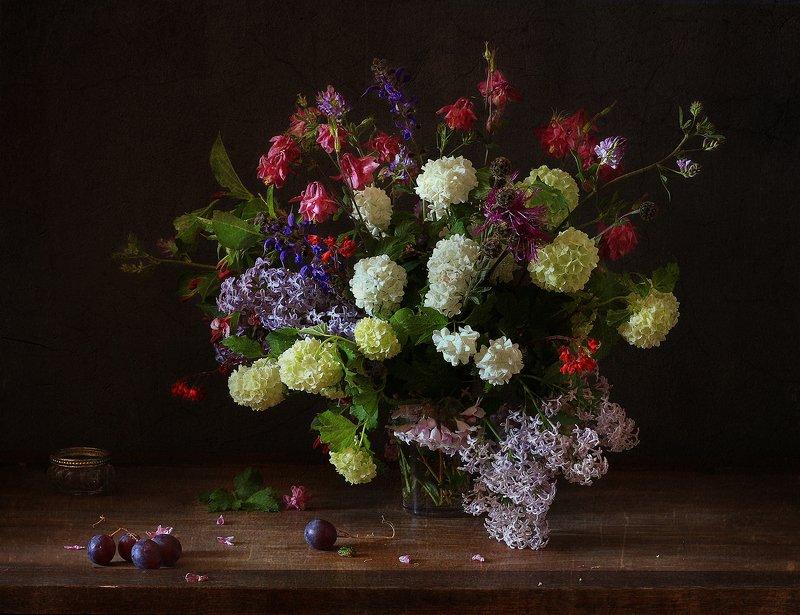 натюрморт Апрельское цветочное ..photo preview