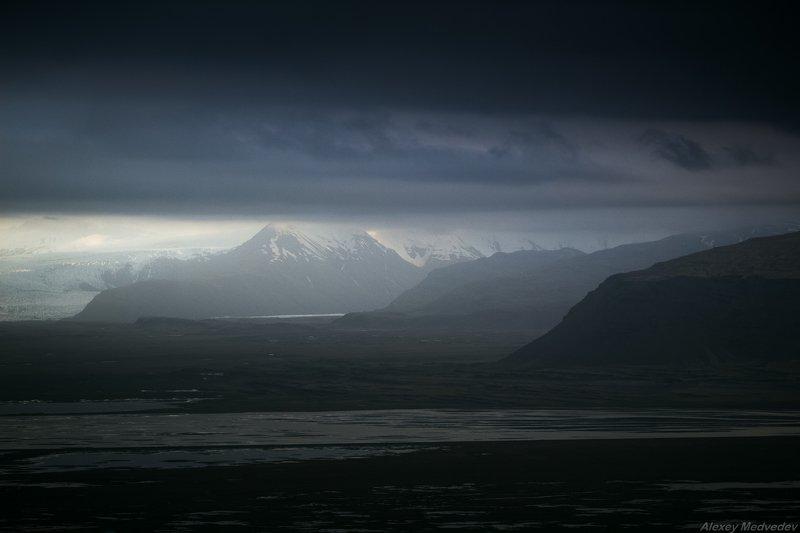 Исландия, north, Iceland, Под тяжелым небомphoto preview