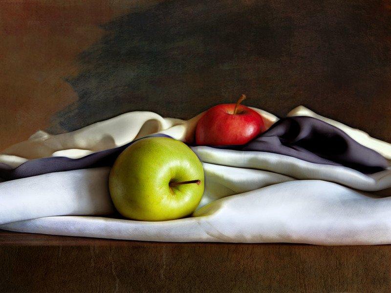 два яблокаphoto preview