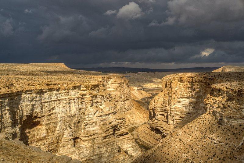 Negev Desert.Israelphoto preview