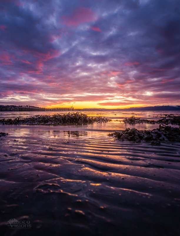 sunset,sky,clouds,beach,sea,shoreline,norway, Sunset, just sunset...photo preview