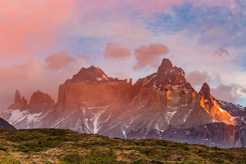 #patagonia#trip#mood#adventure Torres del Painephoto preview