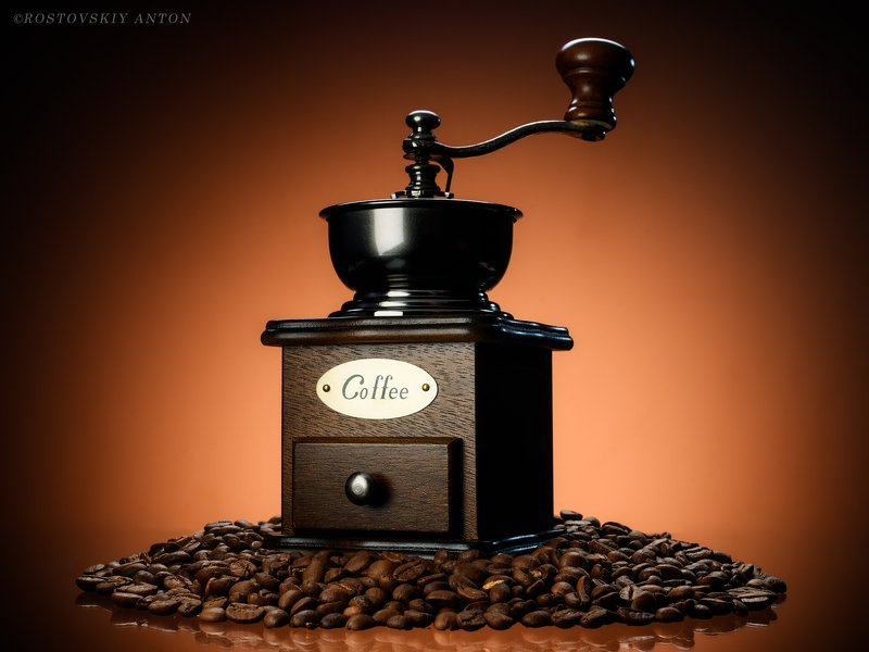 coffee, кофе, рекламный фотограф, Coffee time photo preview