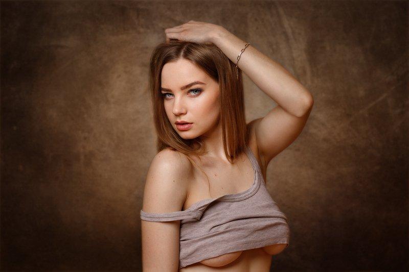 портрет, девушка Машаphoto preview