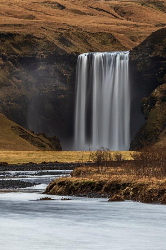Iceland  Skógafoss фото превью