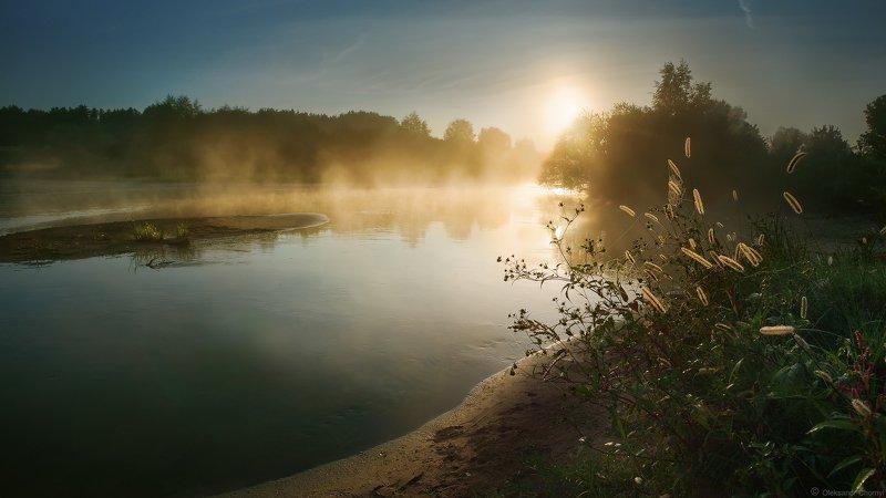 украина, коростышев, природа, полесье, река, тетерев, тишина, рассвет, утро, туман, уединение, волшебство, сияние, магия, аромат, счастье, жизнь, вдохновение, фотограф, чорный, \