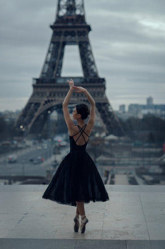 портрет красота девушка арт Однажды в Парижеphoto preview