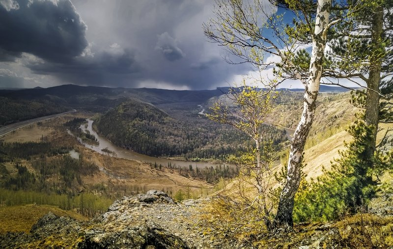 Непогода над Манойphoto preview