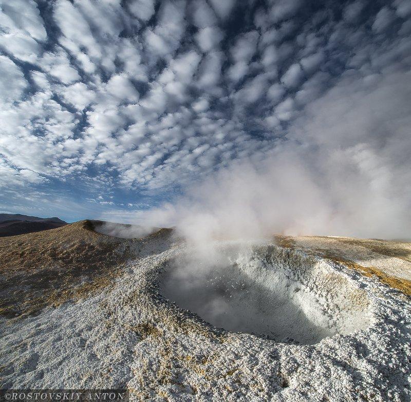 Боливия, вулкан, фототур, Грязевой вулканphoto preview
