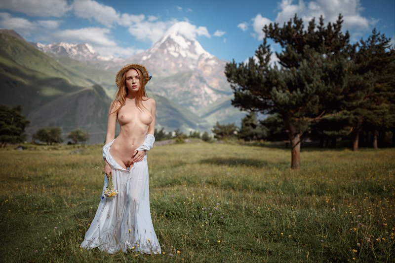 ню, портрет, арт, portrait, art, nude, model, imwarrior Софьяphoto preview