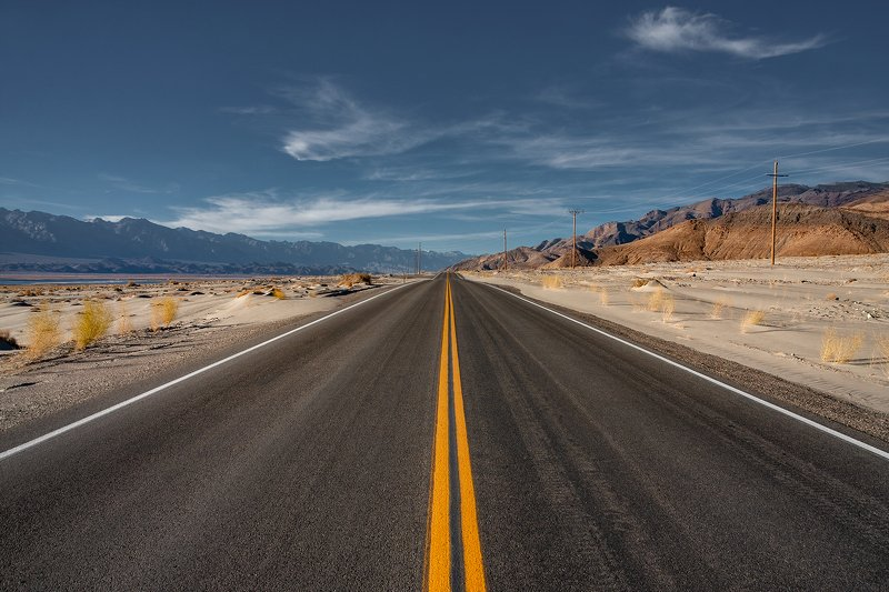 #trip#adventure#mood#joy California country roadphoto preview