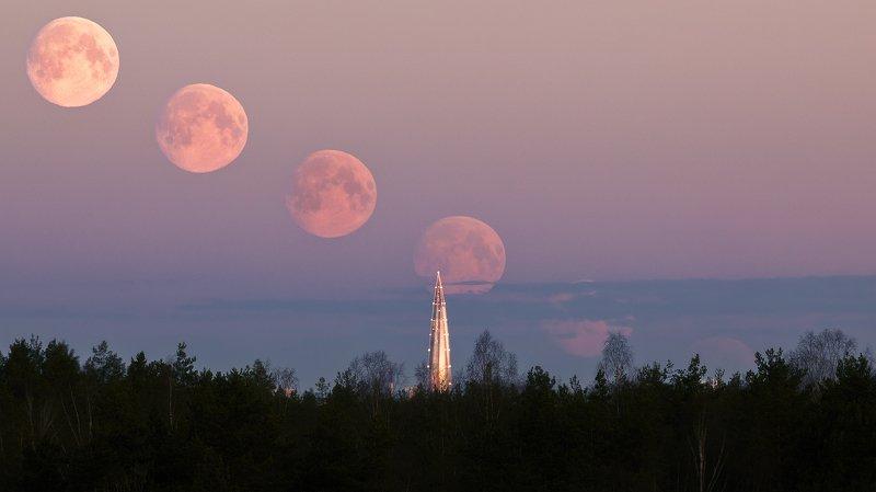 Закат луныphoto preview