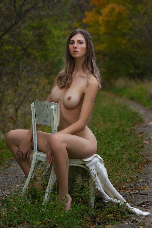 ню,model,девушка,nude,portrait Портрет девушкиphoto preview