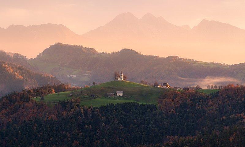 st.tomash church, slovenia St.Tomash Churchphoto preview