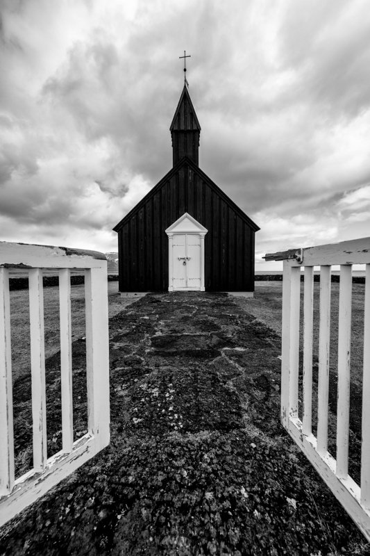 Черная церковьphoto preview