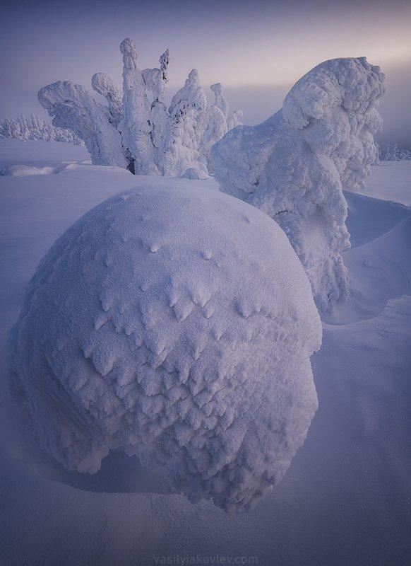 гух, урал, зима, россия, горы, снег, василийяковлев, яковлевфототур Стражи Севера фото превью