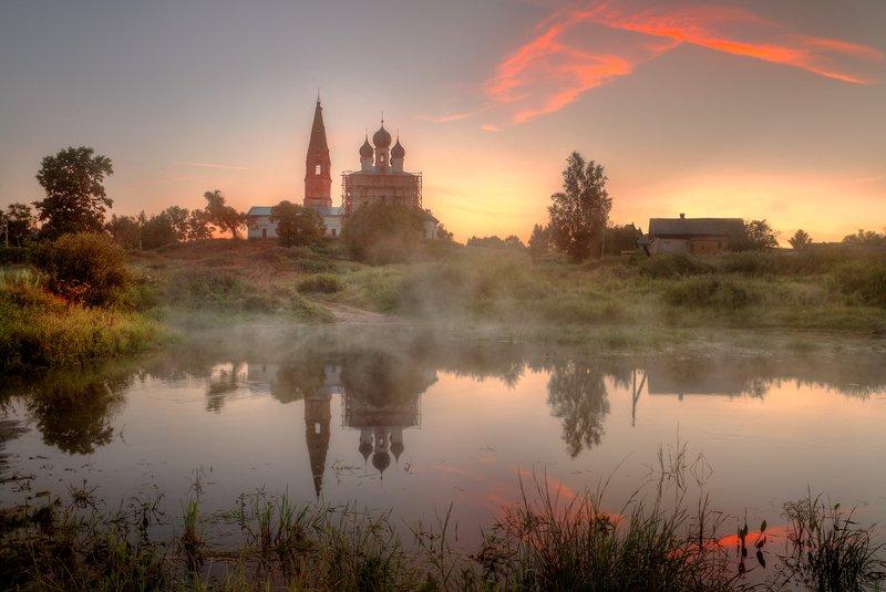 Село Осенево. Ярославская областьphoto preview
