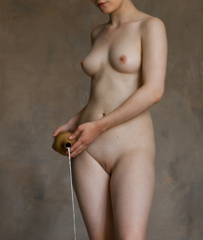 fine, art, nudes Milky rivers (cropped version)photo preview
