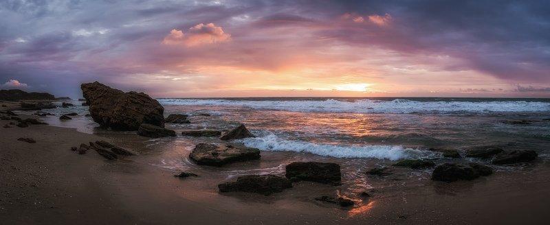 Sea Sunset Paintsphoto preview
