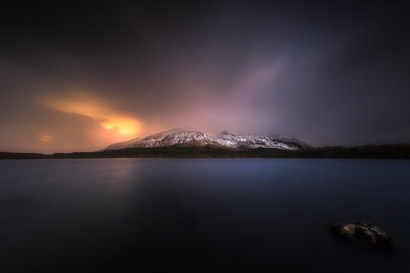 longexposure, long exposure, Connemara, Ireland, Sunrise, Sunset, landscapes, seascapes Lough Inaghphoto preview