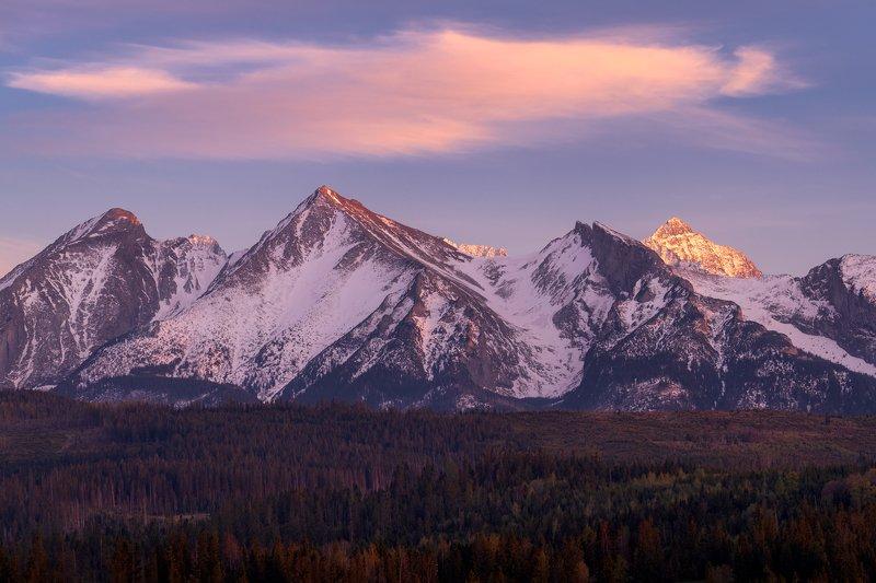 landscape, nature, nikon, scenic, poland, tatry, lights, colors, sunset Tatryphoto preview