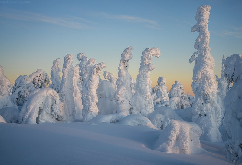 гух, урал, зима, россия, горы, снег, василийяковлев, яковлевфототур Зимний сон фото превью