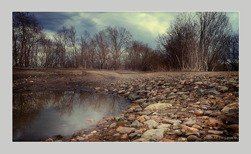 пейзаж дорога весны. май 2020photo preview
