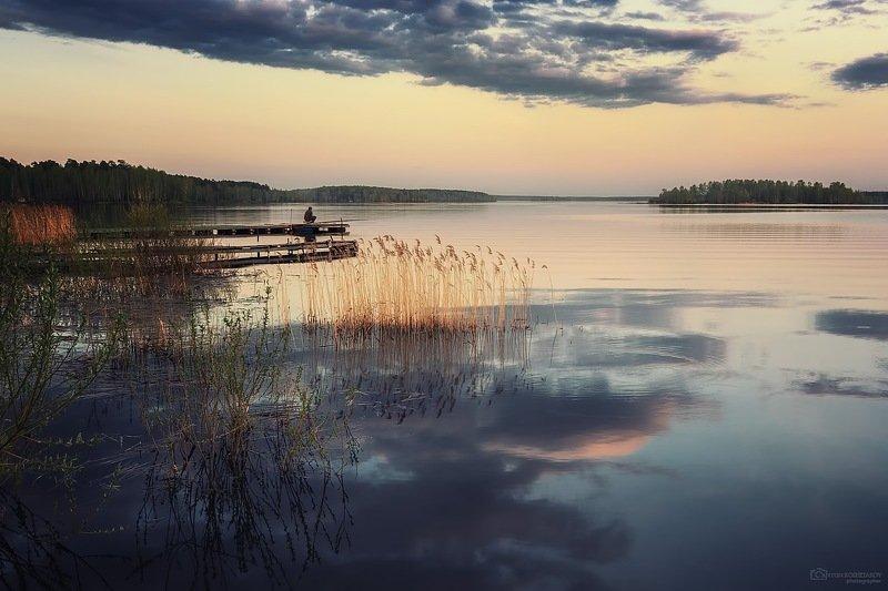 Вечерняя рыбалкаphoto preview