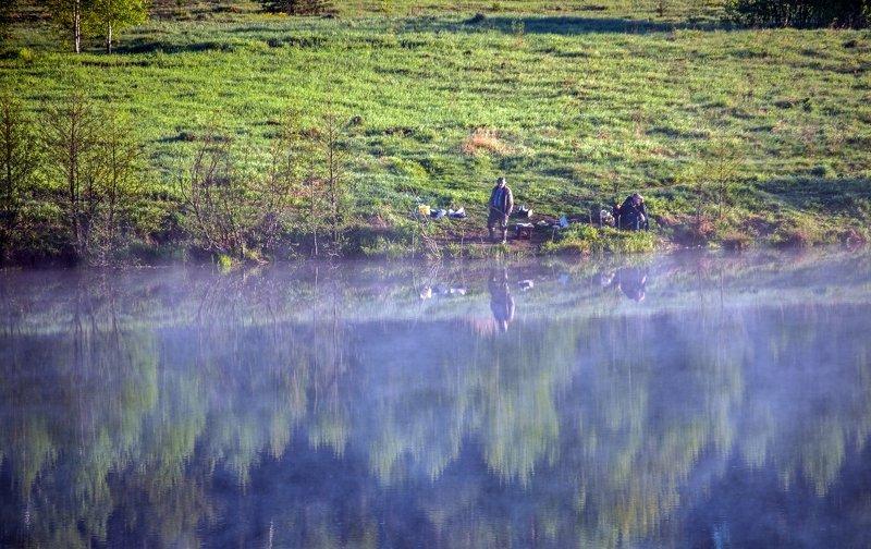Спозаранку на рыбалкуphoto preview