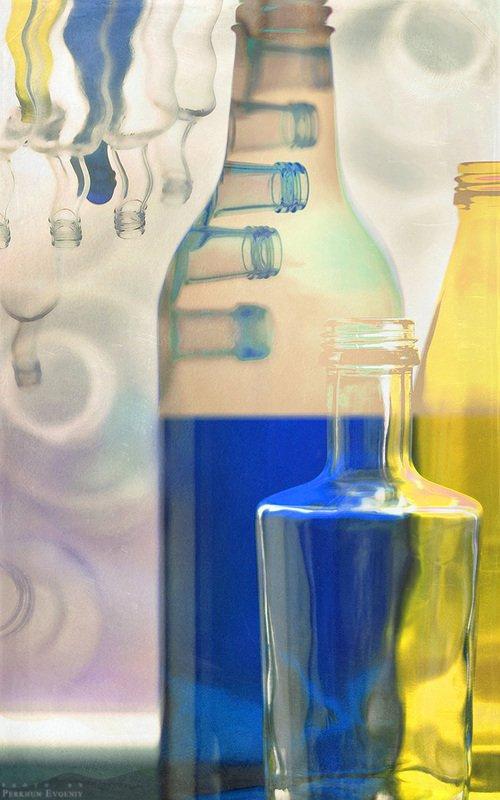 бутыли, бутылки, бутылка, бутыль Бутылочная композицияphoto preview