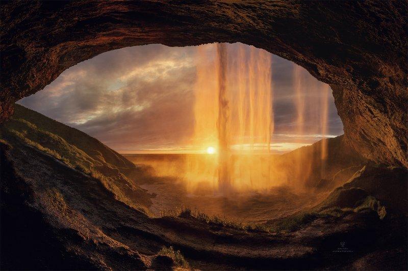 Солнечный водопадphoto preview