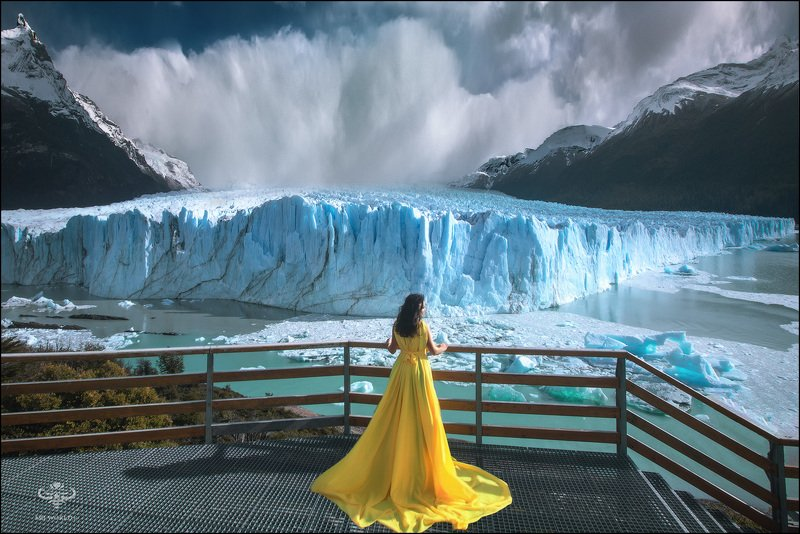 Аргентина, Патагония,  Сказочный мир Патагонии...photo preview