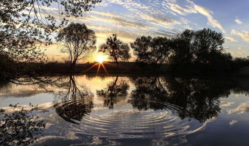 Весенние закатыphoto preview