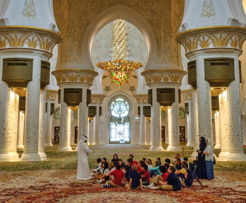 Мечеть шейха Зайдаphoto preview