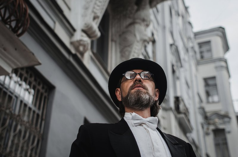 The Gentleman from Kharkovphoto preview