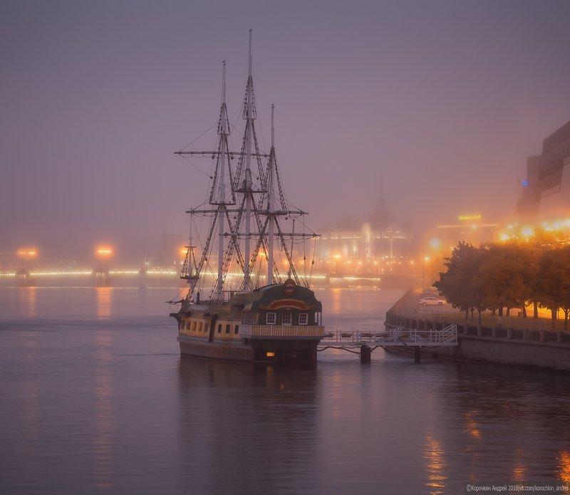 Туманный Петербург...photo preview
