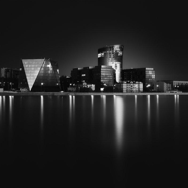 черно белое Санкт-Петербург плазаphoto preview